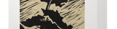 Algonquin Pine Card